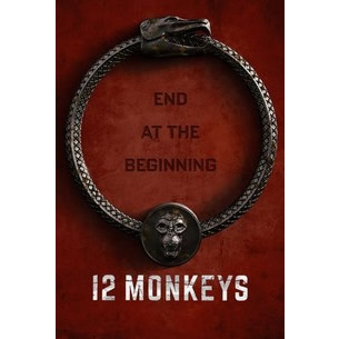 12 Monkeys Season 4 DVD Wholesale