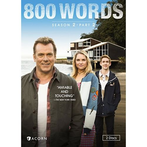 800 Words Season 2 Part 2 DVD Wholesale