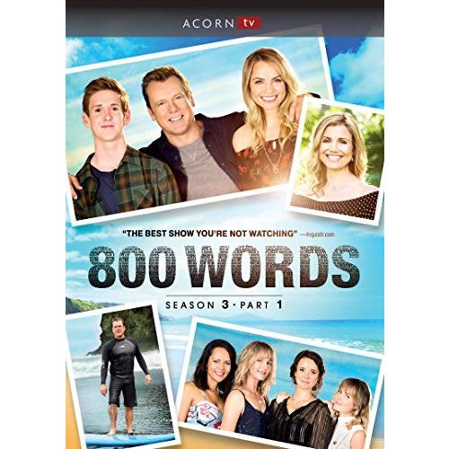 800 Words Season 3 Part 1 DVD Wholesale