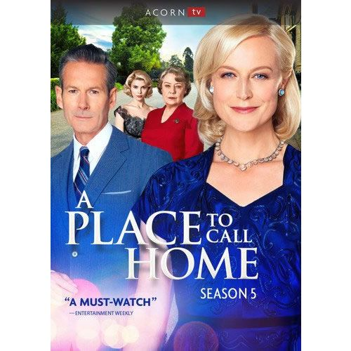 A Place To Call Home Season 5 DVD Wholesale