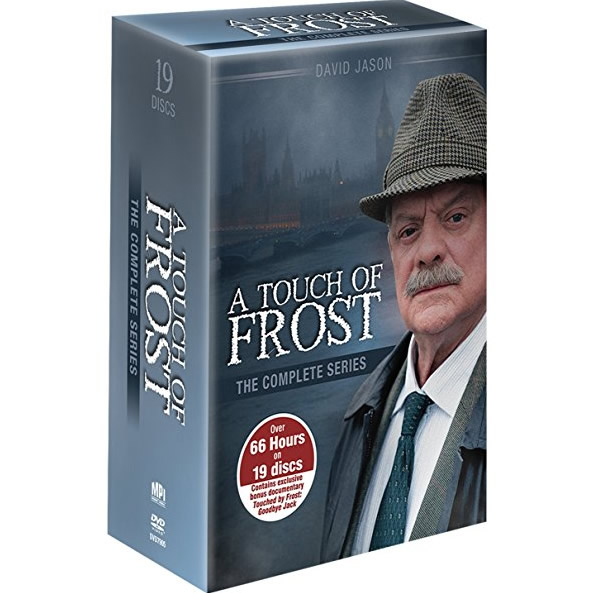 A Touch of Frost DVD Complete Series Box Set