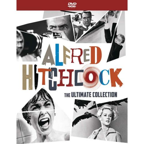 Alfred Hitchcock: The Ultimate Collection DVD Box Set