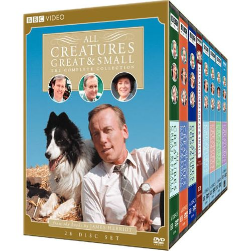 All Creatures Great and Small DVD Complete Series Box Set