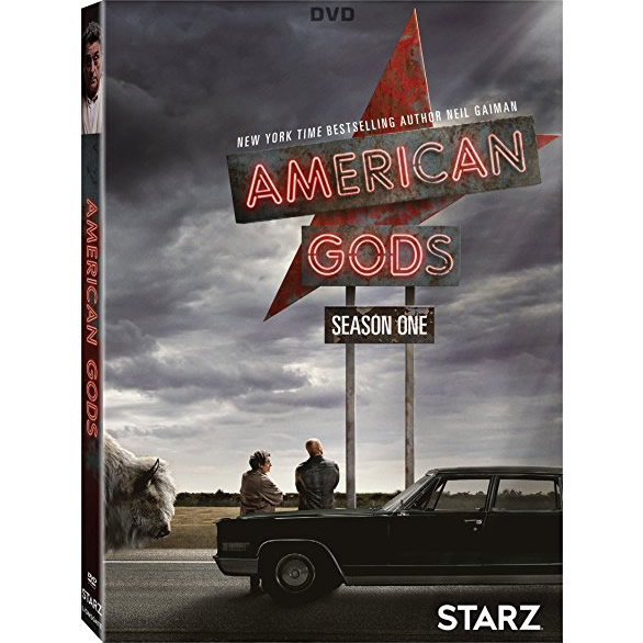 American Gods Season 1 DVD Wholesale