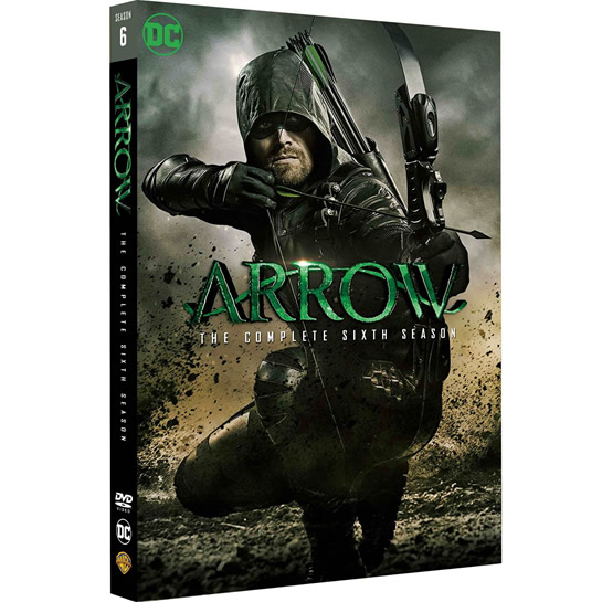 Arrow Season 6 DVD Wholesale