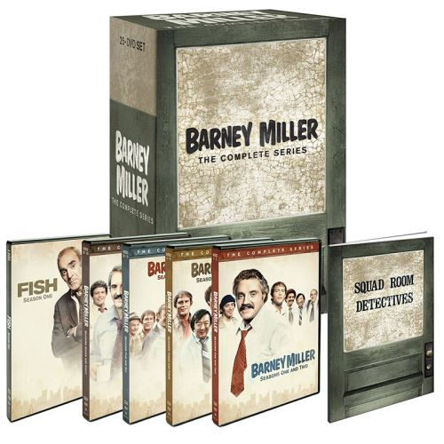 Barney Miller DVD Complete Series Box Set