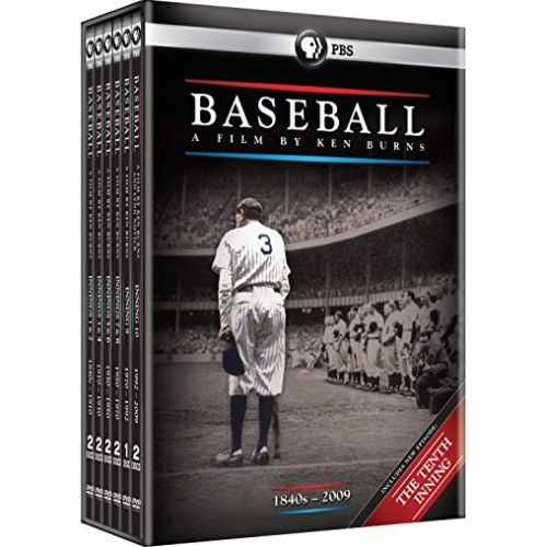 Baseball: A Film by Ken Burns DVD Box Set