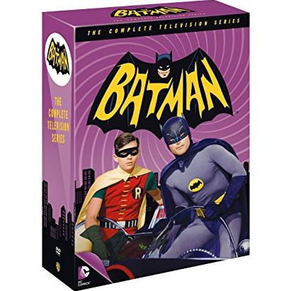 Batman DVD Complete Series Box Set
