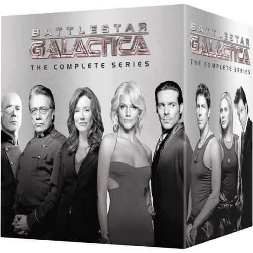 Battlestar Galactica DVD Complete Series Box Set