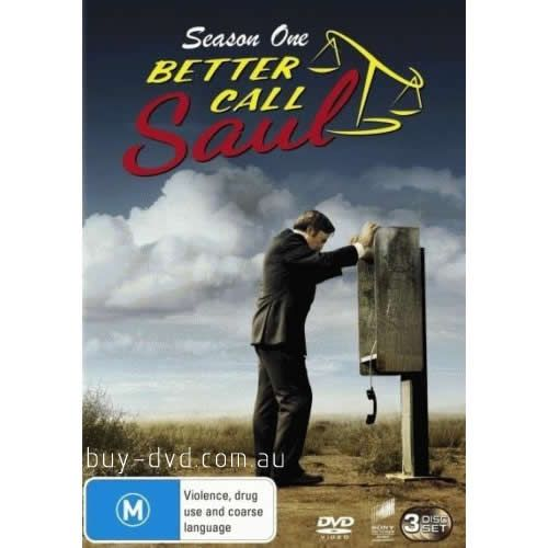 Better Call Saul Season 1 DVD Wholesale