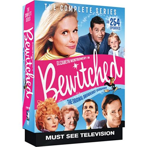 Bewitched DVD Complete Series Box Set