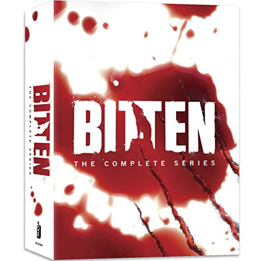 Bitten DVD Complete Series Box Set