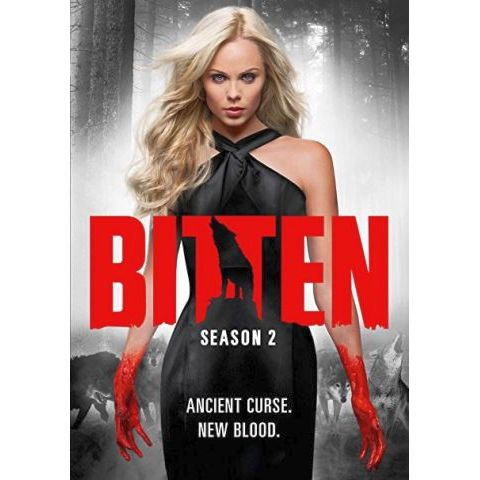Bitten Season 2 DVD Wholesale