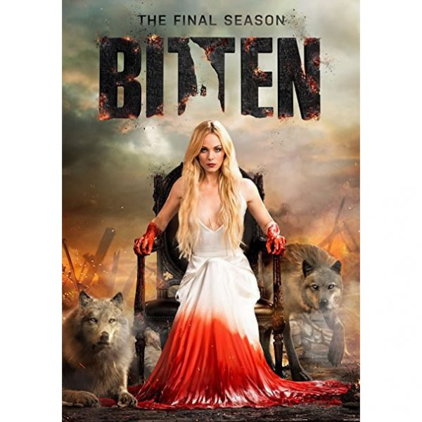 Bitten Season 3 DVD Wholesale