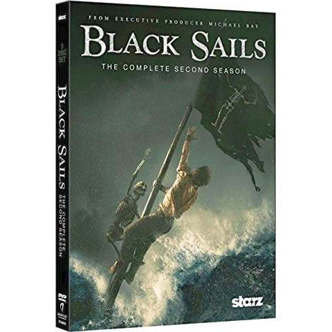 Black Sails Season 2 DVD Wholesale