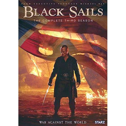 Black Sails Season 3 DVD Wholesale