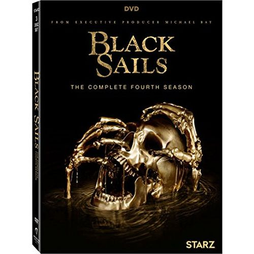 Black Sails Season 4 DVD Wholesale