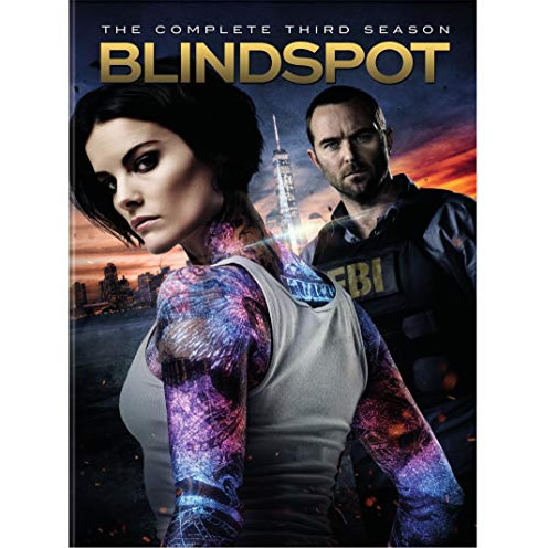 Blindspot Season 3 DVD Wholesale