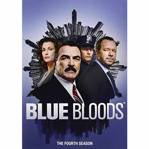 Blue Bloods Season 4 DVD Wholesale