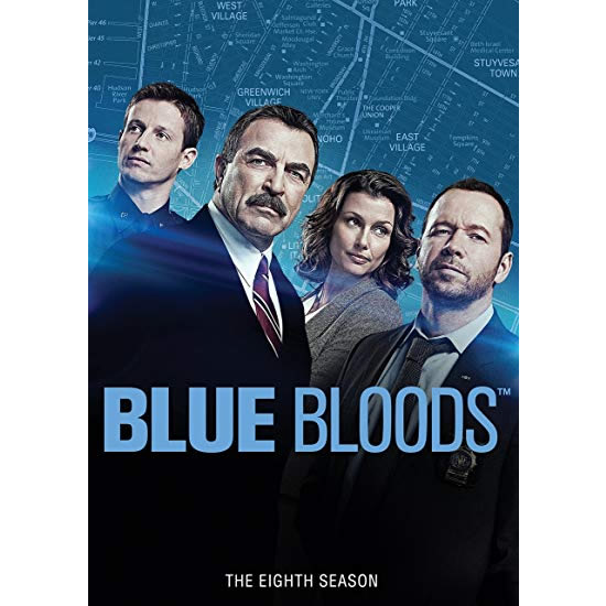 Blue Bloods Season 8 DVD Wholesale