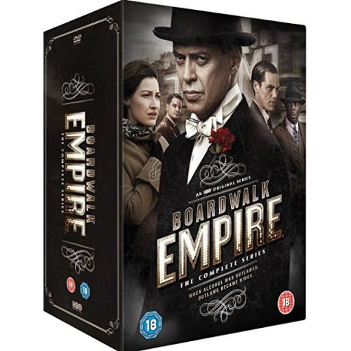 Boardwalk Empire DVD Complete Series 1-5 Box Set