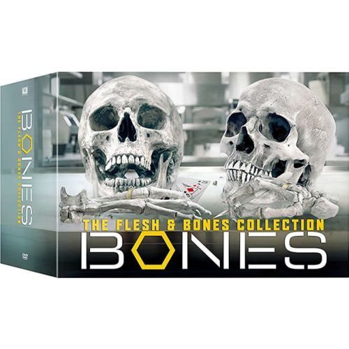 Bones DVD Complete Series Box Set