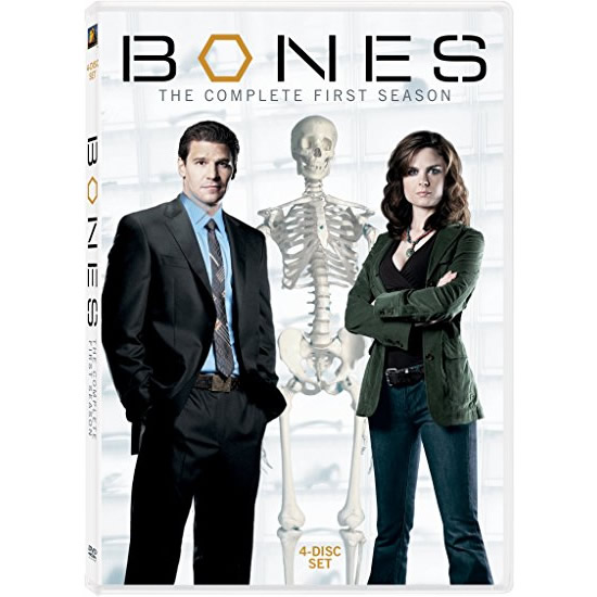 Bones Season 1 DVD Wholesale