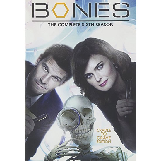 Bones Season 6 DVD Wholesale