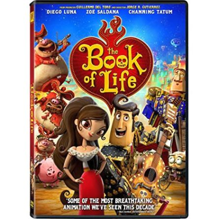 Book of Life Kids Movie DVD