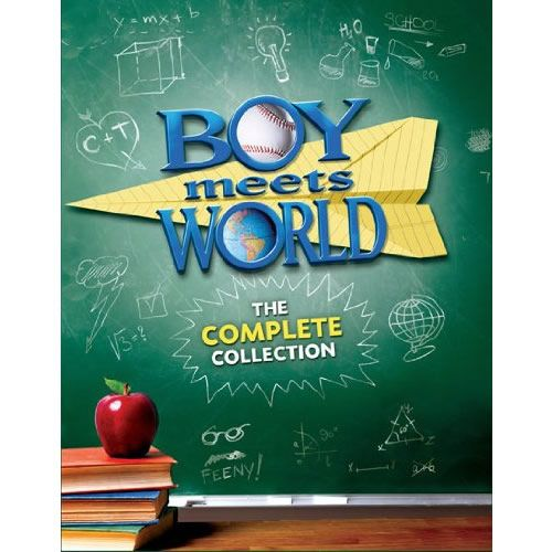 Boy Meets World DVD Complete Series Box Set