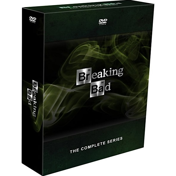 Breaking Bad DVD Complete Series Box Set