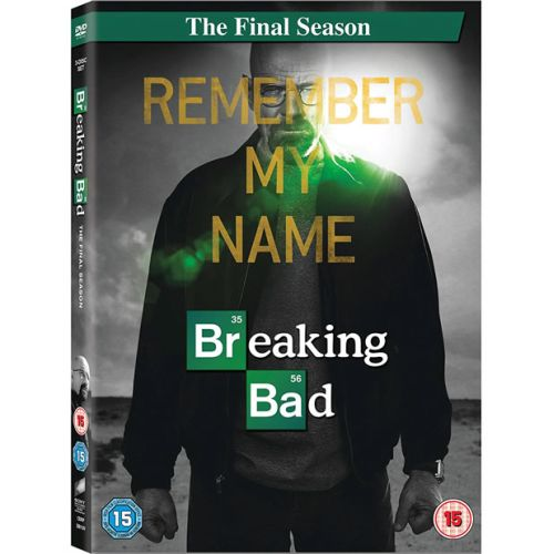 Breaking Bad Season 6 DVD
