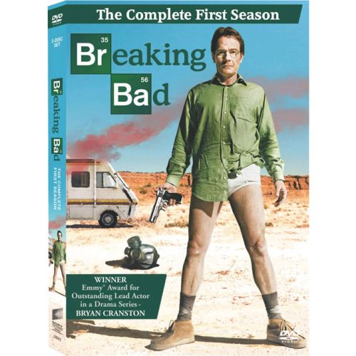 Breaking Bad Season 1 DVD Wholesale