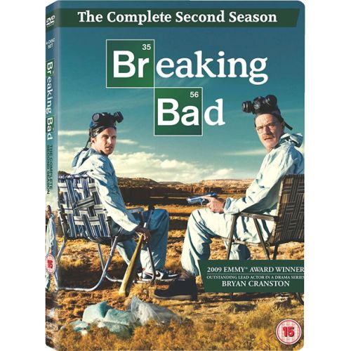 Breaking Bad Season 2 DVD Wholesale