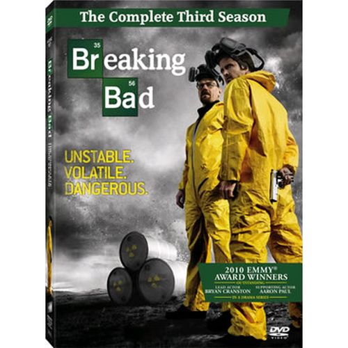 Breaking Bad Season 3 DVD Wholesale