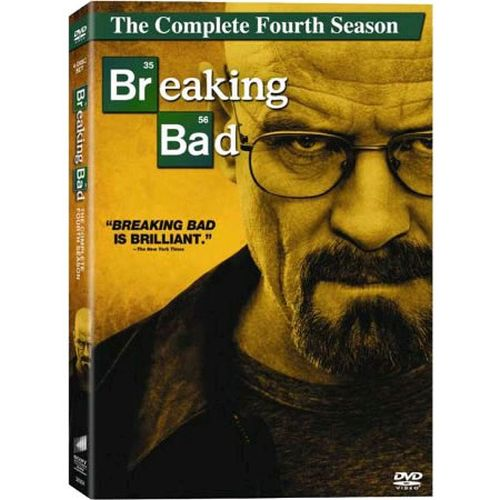 Breaking Bad Season 4 DVD Wholesale