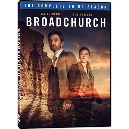 Broadchurch Season 3 DVD Wholesale