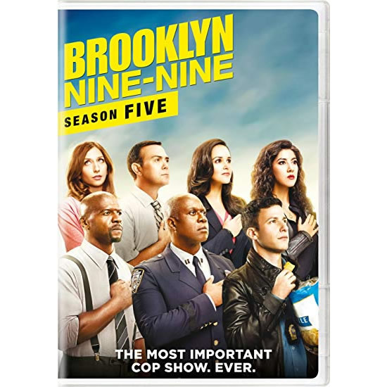 Brooklyn Nine-Nine Season 5 DVD Wholesale