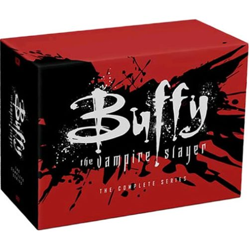 Buffy the Vampire Slayer DVD Complete Series 1-7 Box Set