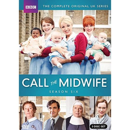 Call the Midwife Season 6 DVD Wholesale