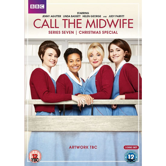 Call the Midwife Season 7 DVD Wholesale