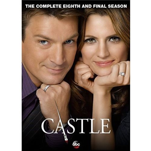 Castle Season 8 DVD Wholesale