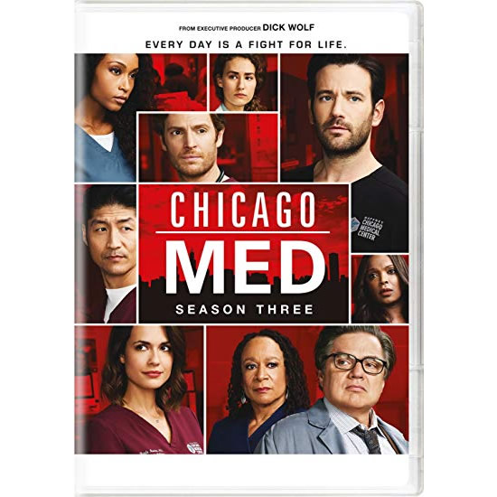 Chicago Med Season 3 DVD Wholesale