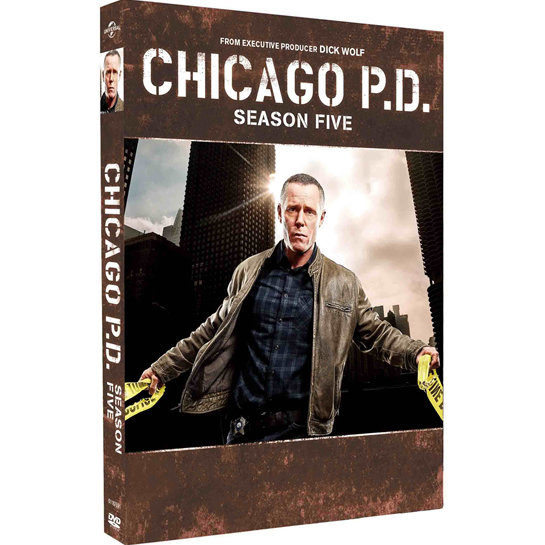 Chicago PD Season 5 DVD Wholesale