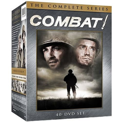 Combat DVD Complete Series 1-5 Box Set