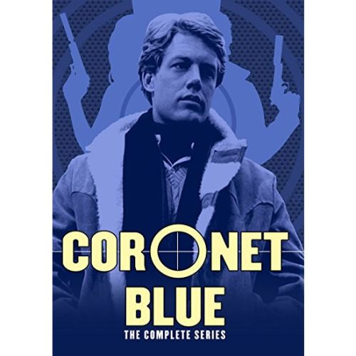 Coronet Blue DVD Complete Series Box Set