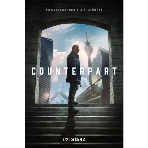 Counterpart Season 1 DVD Wholesale