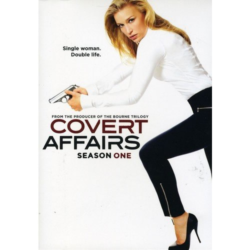 Covert Affairs Season 1 DVD Wholesale