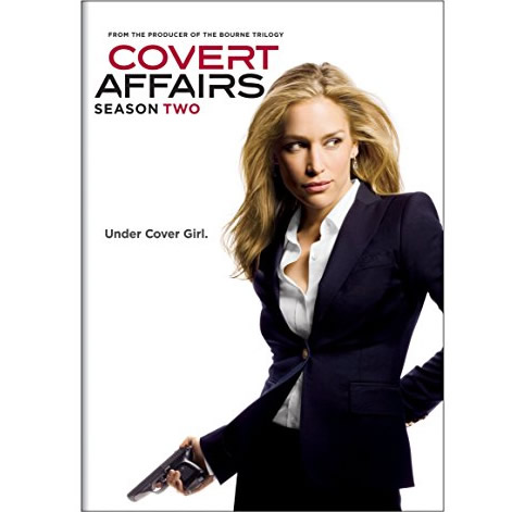 Covert Affairs Season 2 DVD Wholesale
