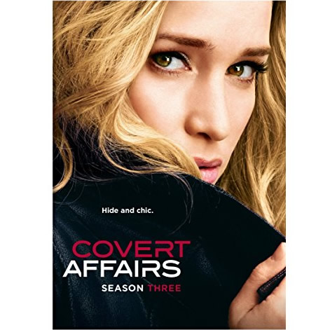 Covert Affairs Season 3 DVD Wholesale